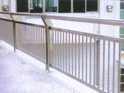 白钢栏杆2