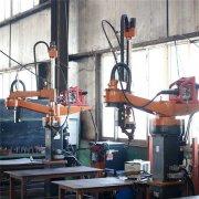 白钢栏杆生产设备